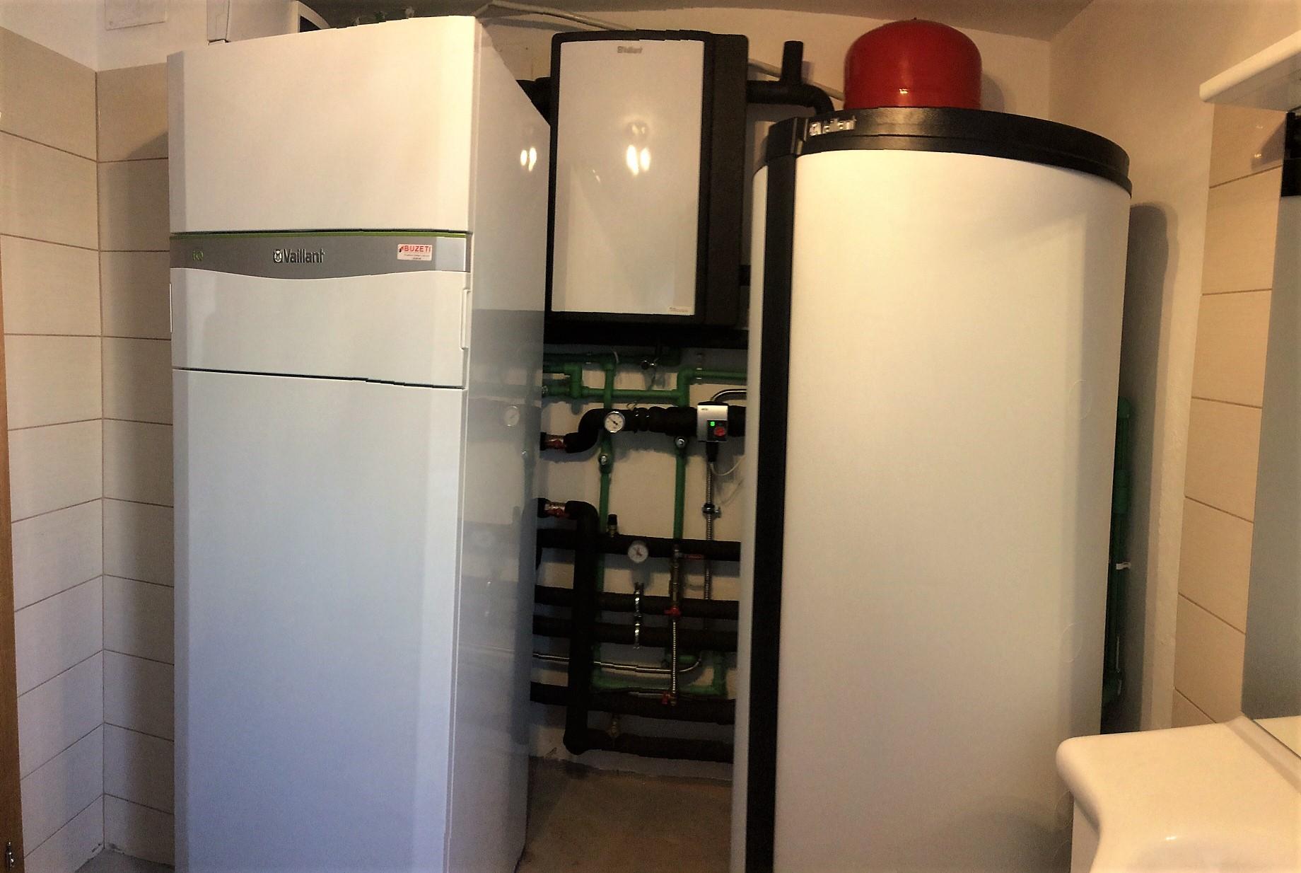 Prednosti toplotnih črpalk